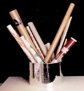 Comprar Envases de material no tejido, papel con rafia