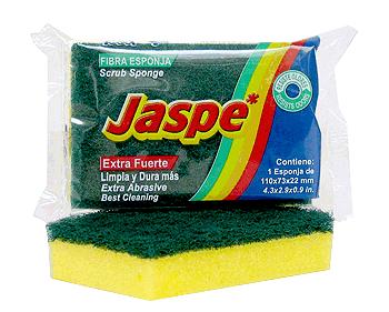 Jaspe fibra esponja
