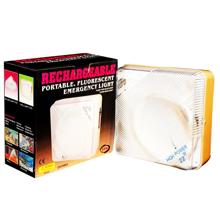 Comprar Lámpara de emergencia de fluorescente circular