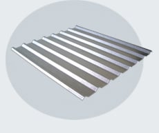 Lámina de Aluminio Industrial