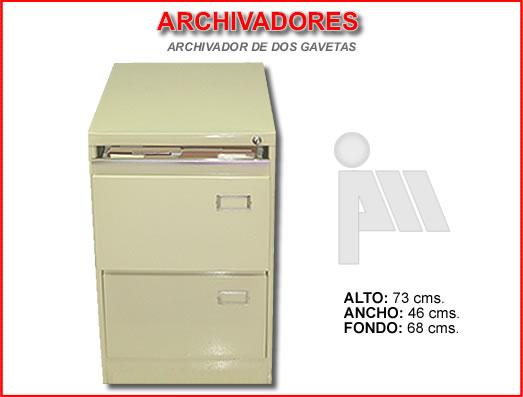 Comprar Archivos metalicos