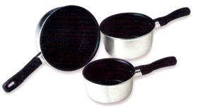 Comprar Conjuntos de ollas, juego de pailas excelsior de 3 piezas pulido