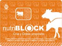 Comprar Aditivos de forraje para el ganado, NutriBlock Cria / Doble Propósito
