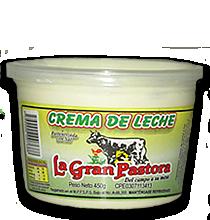 Comprar Productos lácteos, Crema de Leche