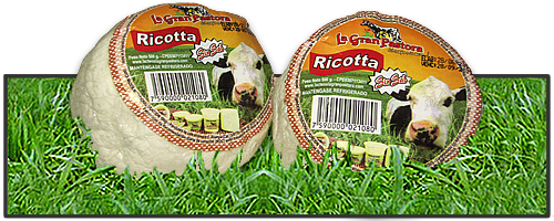 Productos leche agria, Ricota Sin Sal