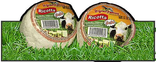 Comprar Productos leche agria, Ricota Sin Sal