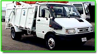 Comprar Equipos para los vehículos municipales, Minimatic