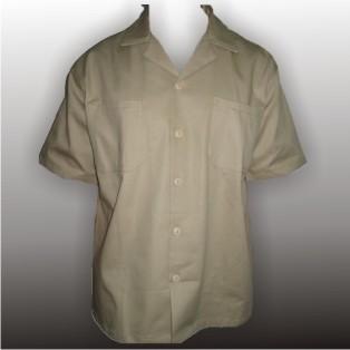 Comprar Ropa de trabajo, Camisa Manga Corta en Drill