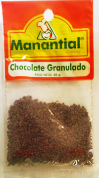 Comprar Chocolate Granulado