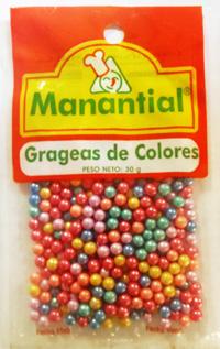 Comprar Grageas de Colores
