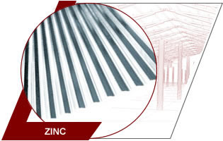 Comprar Lámina para techos de Acero Galvanizado
