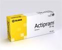 Antidepresivo, Actipram 20 mg Comprimidos Recubiertos
