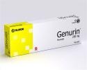 Fondos que influyen en en el sistema genitourinario, Genurin 200 mg Grageas