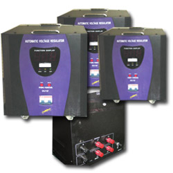 Comprar Reguladores Automáticos de Voltaje Monofásicos