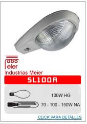 Comprar Luminarias para vialidad Sl 100 A