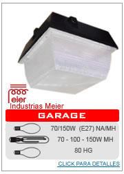 Comprar Luminaria para garage