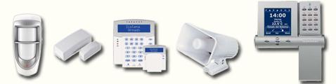 Comprar Sistemas de alarmas