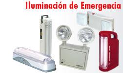 Comprar Iluminación de emergencia