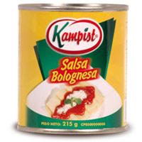 Comprar Salsa Bolgnesa Kampist