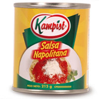 Comprar Salsa Napolitana Kampist
