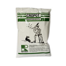 Comprar Rodenticida derivado de las Indandionas, Cropot