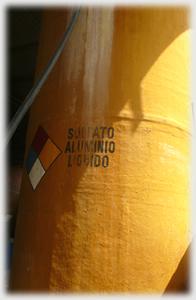 Comprar Sulfato de aluminio