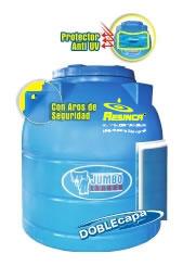 Compro Tanques de agua, Jumbo tanque doble capa