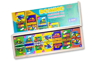 Comprar Domino medios de transporte