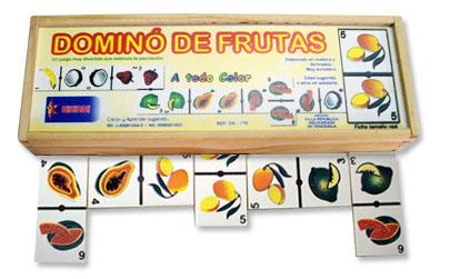 Comprar Domino de frutas