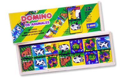 Comprar Domino de animales