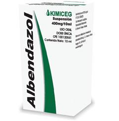 Comprar Medicamentos, Albendazol