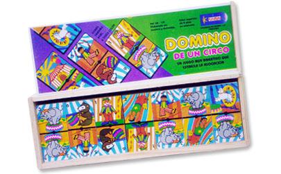 Comprar Domino de un circo