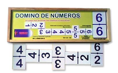 Comprar Domino de numeros