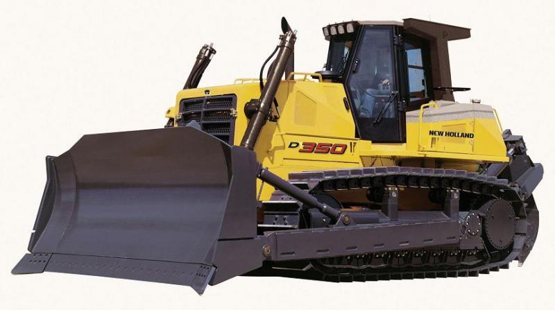 Comprar Tractores de oruga D350
