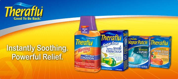 Comprar Medicamentos, Theraflu