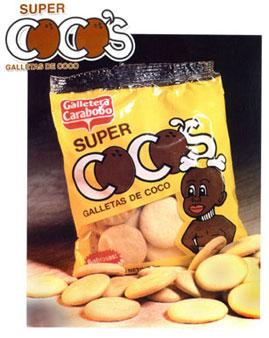 Comprar Galletas dulces sabor a coco