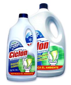 Limpiadores universales Ciclón