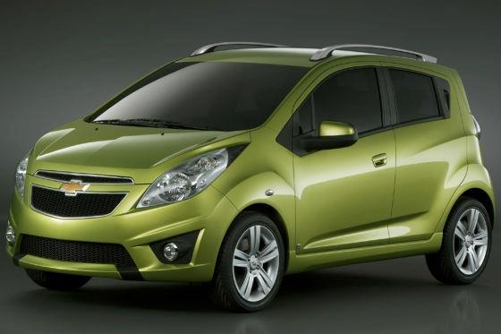 Comprar Vehículo, la clase pequeña Chevrolet Spark