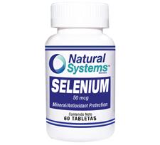 Selenium 50 mcg