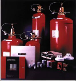 Comprar Sistemas extincion de incendios