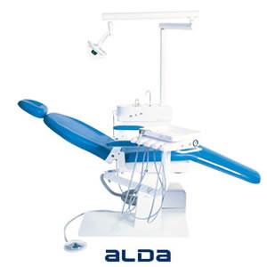 Comprar Equipos Odontológicos, Unidad base fija, espaldar mecánico, modelo 003