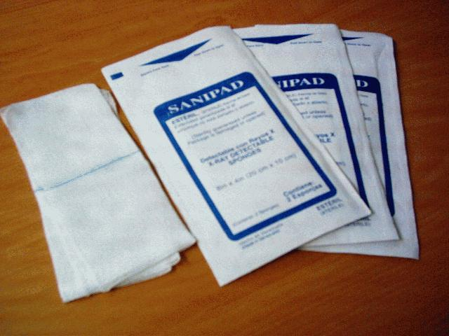 Comprar Desechables médicos kits