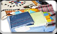 Comprar Textiles para el hogar