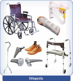 Comprar Productos ortopédicos