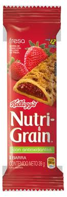 Barras Nutri-Grain de Kellogs