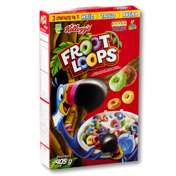 Comprar Desayuno se seca Froot Loops