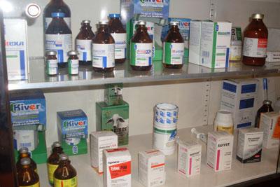 Comprar Productos Farmacéuticos Veterinarios