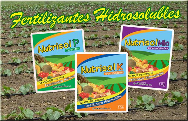 Comprar Fertilizantes fosfatados Nutrisol P