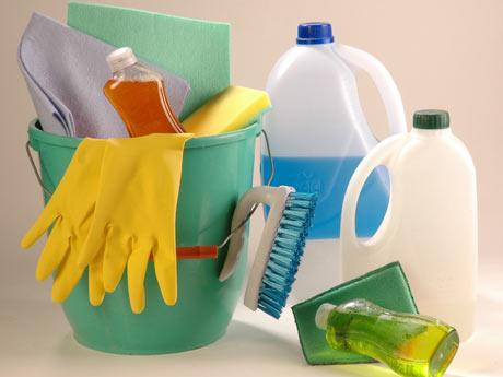Comprar Estructuras de limpieza