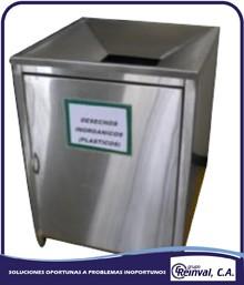 Comprar Papeleras o contenedores de basura